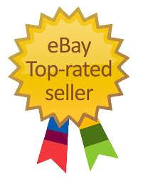 eBay Top Rated Seller Ribbon