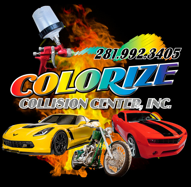 Colorize Collision Center