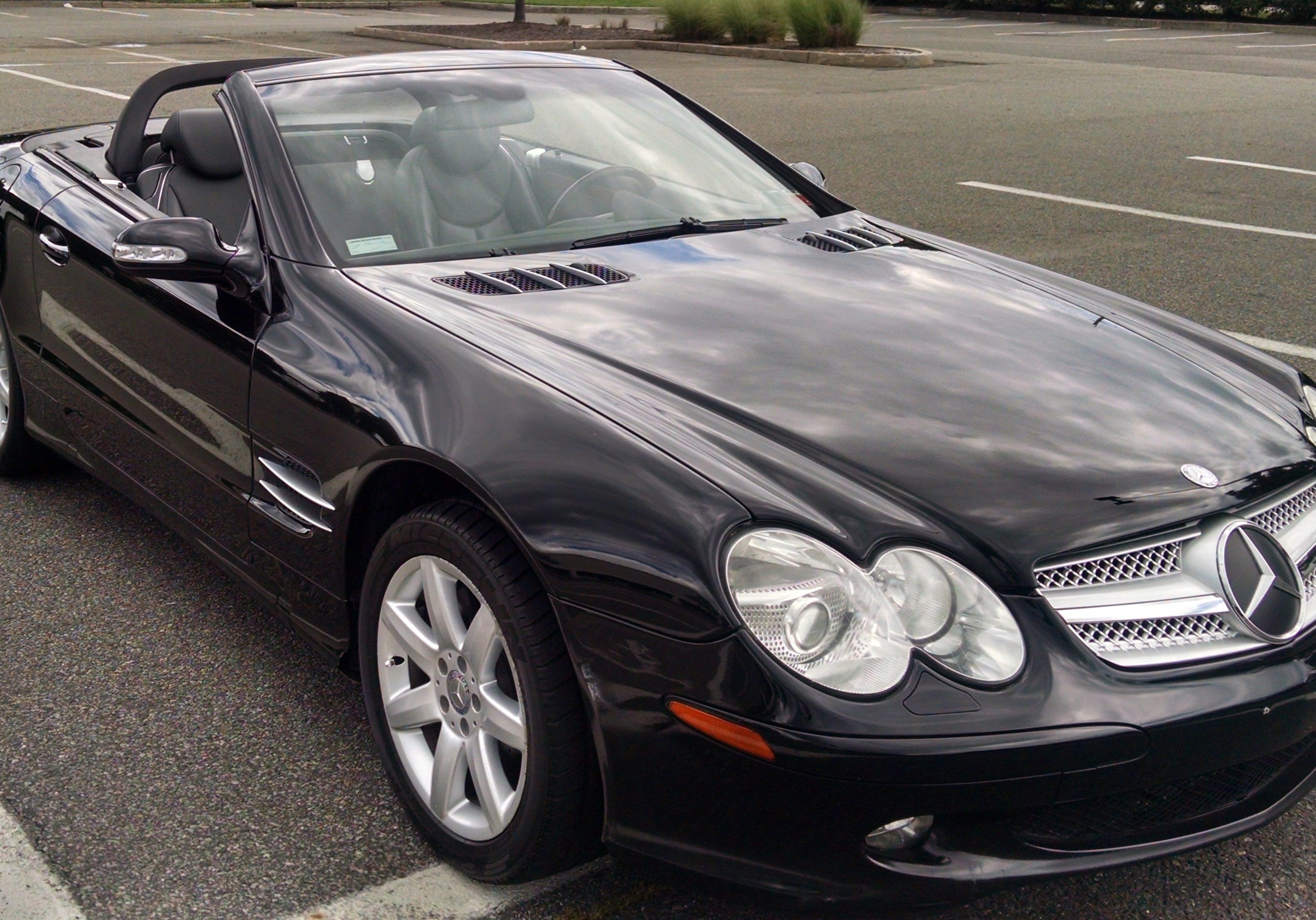 2003 Mercedes Benz SL500 Convertible